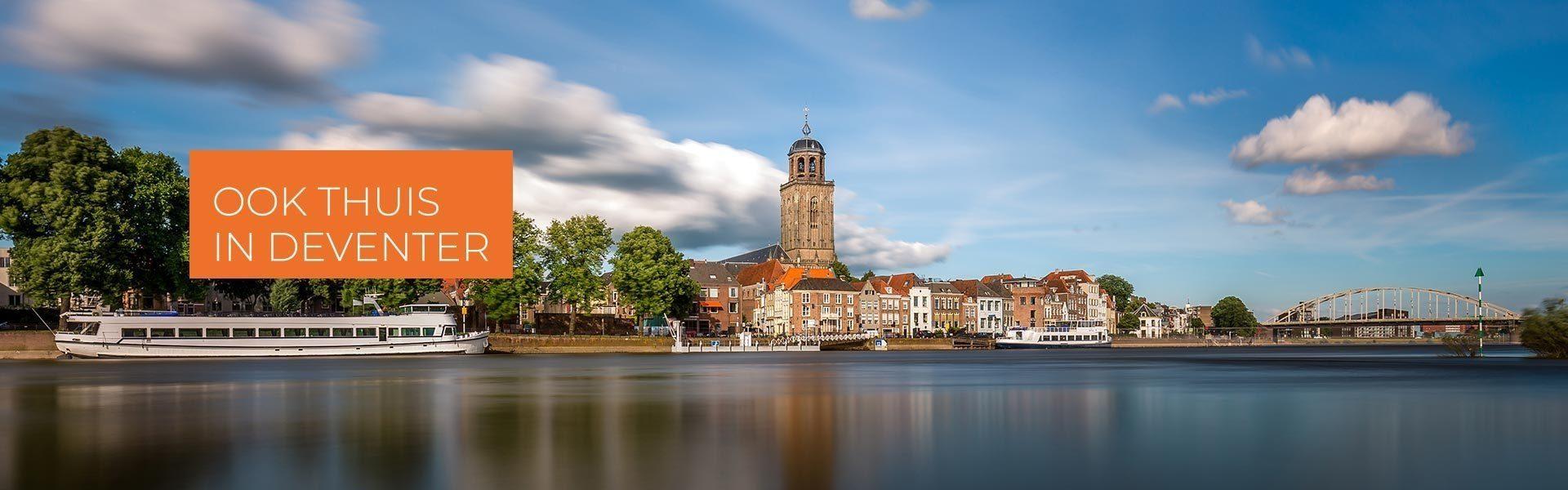Ook thuis in Deventer